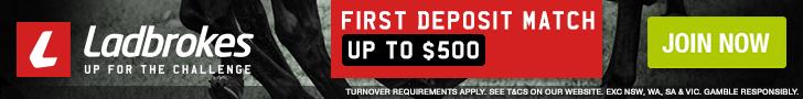 LadBrokes $500 Deposit Bonus Offer